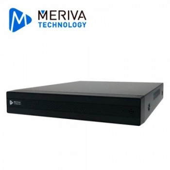Dvr H.265 24 Canales 5Mp Hd...